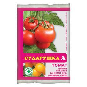 Сударушка А томат универсальное минеральное удобрение 60г.