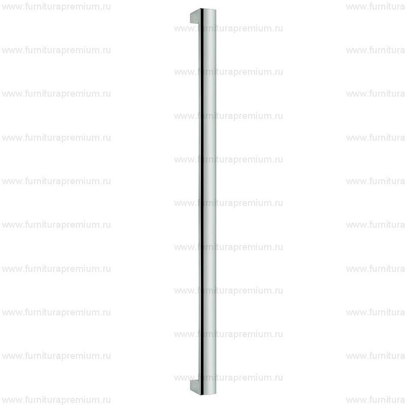 Ручка-скоба Colombo Wind LC46 для стеклянных дверей. Длина 600 мм.