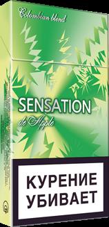 Сигареты Sensation Apple SS