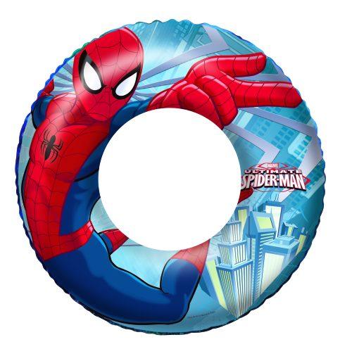 Надувной круг 56 см Spider-Man