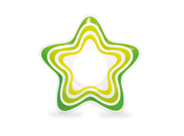Надувной круг Звезда 74х71 см