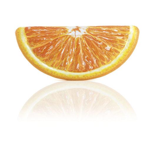 Надувной матрас Долька апельсина 178х85 см