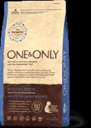 O&O  All Breeds White Fish&Rice 12 кг (белая рыба с бурым рисом для собак всех пород)
