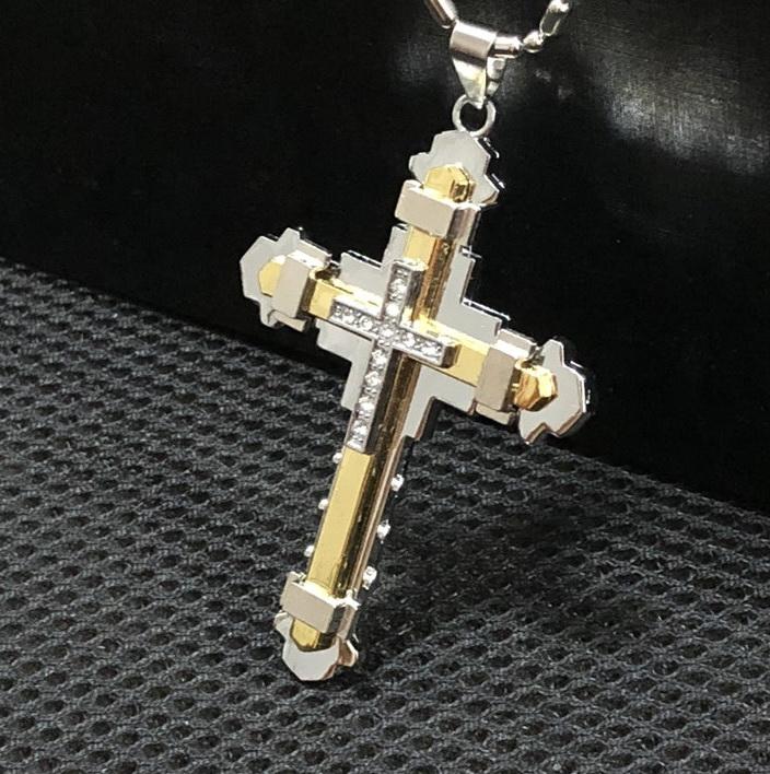 Нательный крест 01-HT-8881