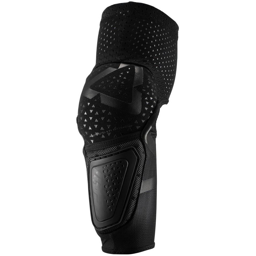 Leatt - 2019 3DF Hybrid Elbow Guard Black защита локтей, черная