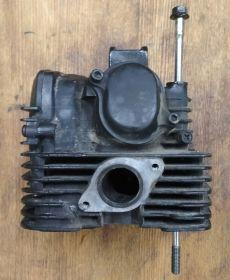Головка двигателя в сборе Yamaha XT225 Serow