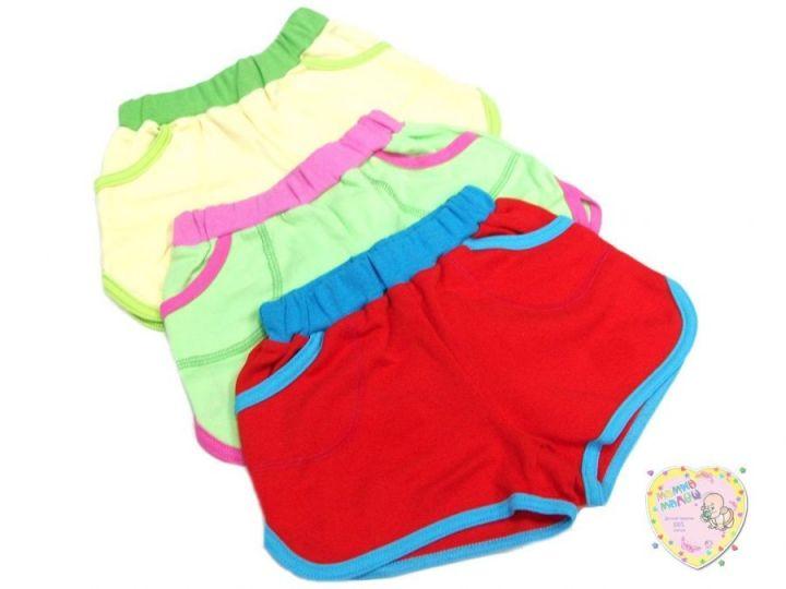 Шорты для девочки с карманами (интерлок-пенье)