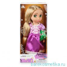 Кукла Рапунцель в детстве с хамелионом Дисней