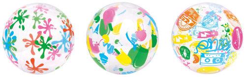 Мяч Дизайнерский 51 см 3 дизайна в ассортименте