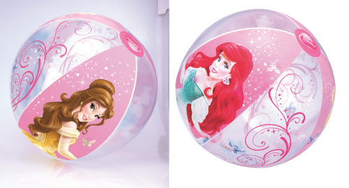 Мяч Disney Princess 51 см