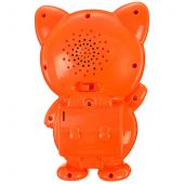 Музыкальная игрушка «Кот-сказочник» со светом и звуком