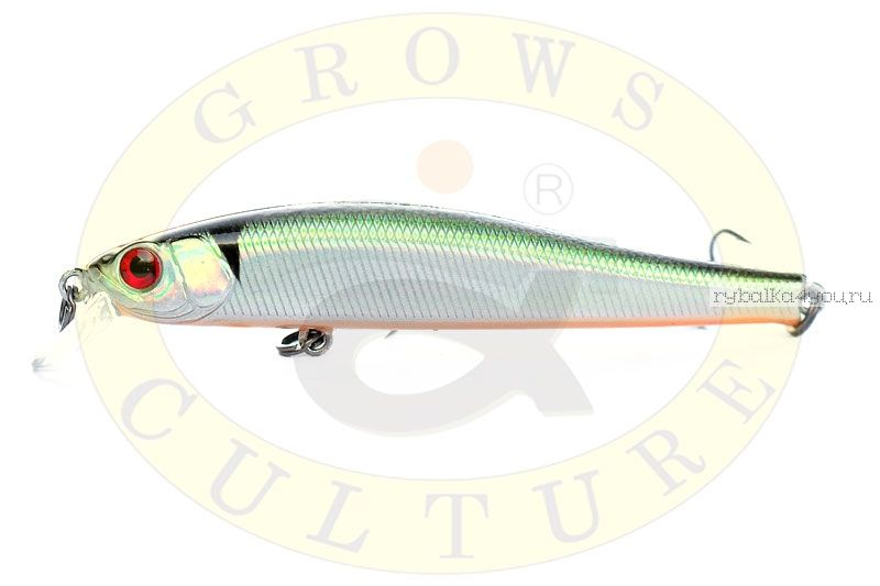 Воблер Grows Culture Rige 90F 90мм/  9,5гр/ цвет:  811R