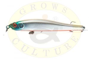 Воблер Grows Culture Rige 90F 90мм/  9,5гр/ цвет:  821R