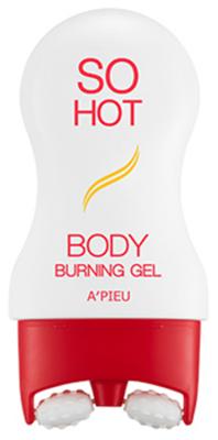 Гель-массажер антицеллюлитный A'PIEU So Hot Body Burning Gel 130мл