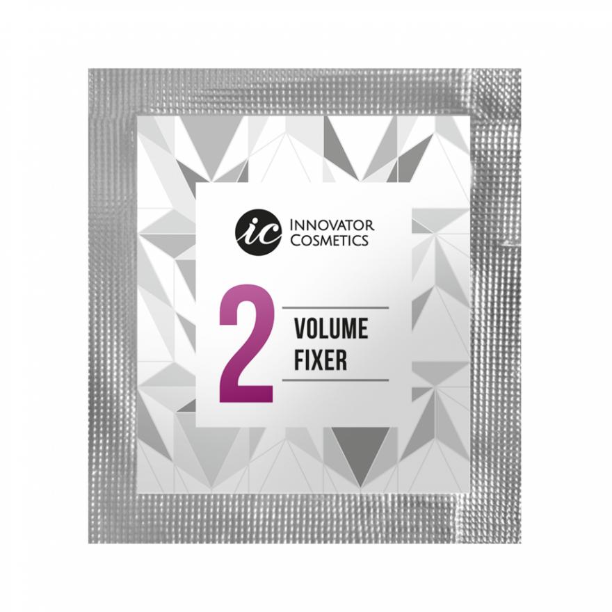 Состав №2 для ламинирования ресниц и бровей VOLUME FIXER, Саше, 2мл