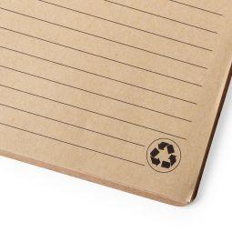 блокноты с бамбуковой обложкой
