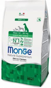 Monge Dog Maxi корм для щенков крупных пород 800г