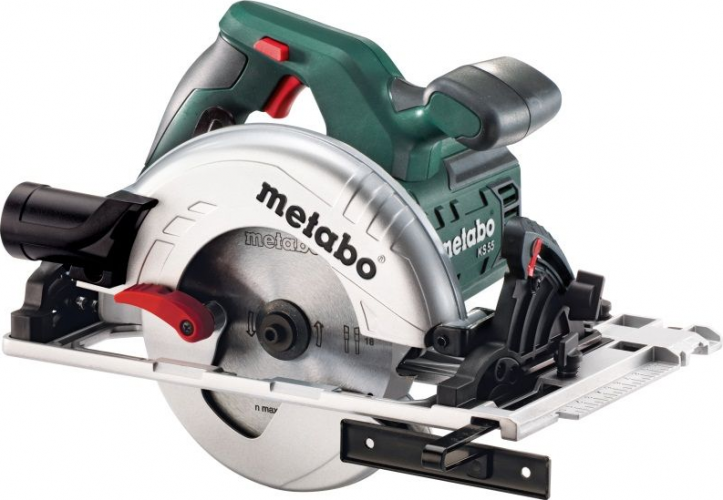 Дисковая пила Metabo KS 55 FS (600955000) в коробке