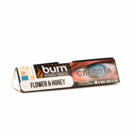 Burn Honney Flower