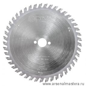 Пила для погружных пил D160x20x2,2 Z36 MEZB сталь, сухой рез DIMAR  арт.91329103