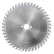 Пила для погружных пил D160x20x2,2 Z36 MEZB сталь, сухой рез  арт.91329103