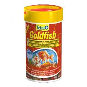 Корм Tetra Goldfish Flocken хлопья 20гр для золотых и холодноводных рыб
