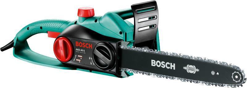 Цепная электрическая пила BOSCH AKE 40 S