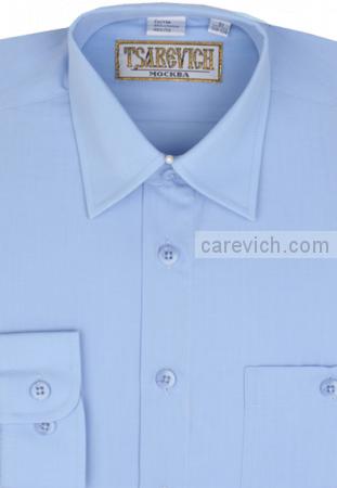 Детская рубашка дошкольная,   оптом 10 шт., артикул: Bell Blue