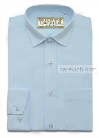 "Рубашки для мальчиков оптом ""Царевич"" (6-14 лет.). 10 шт. Артикул: 1274"
