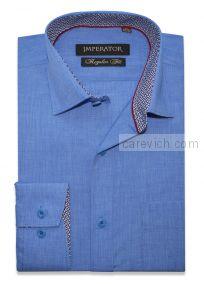"""Рубашки ПОДРОСТКОВЫЕ """"IMPERATOR"""", оптом 12 шт., артикул: Ocean/K1011-П"""