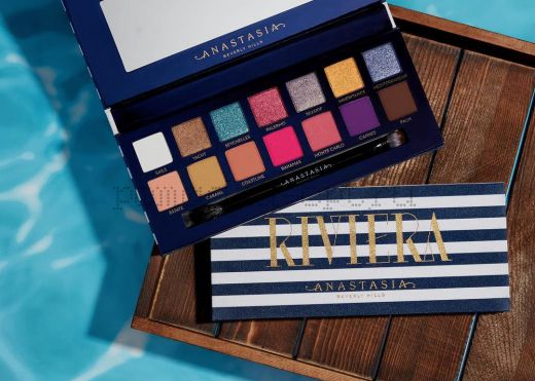 Anastasia Beverly HIlls Riviera Palette Review