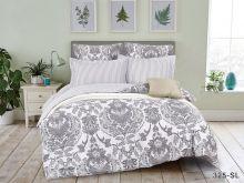 Комплект постельного белья Сатин SL  евро  Арт.31/325-SL