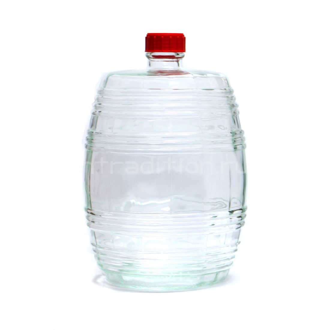 Бутыль Бариле прозрачная, 10 л