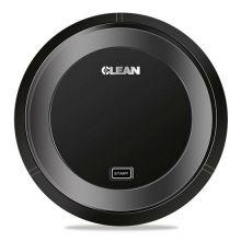 Робот-пылесос Clean Smart Robot, Цвет: Чёрный