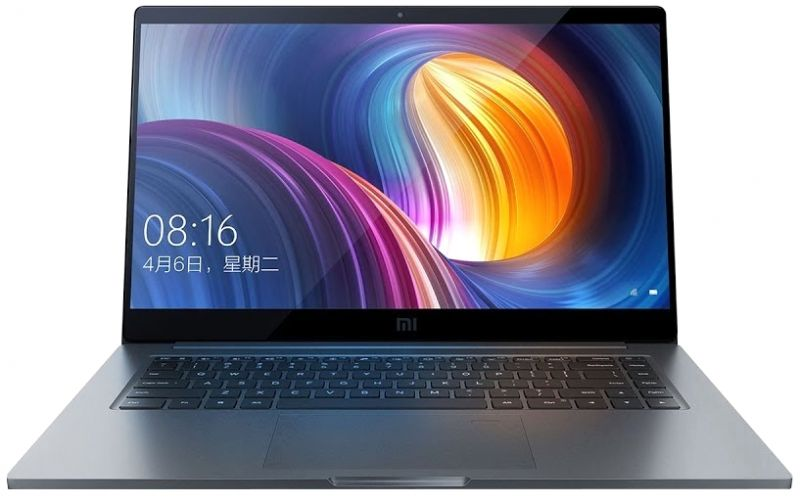"Ноутбук Xiaomi Mi Notebook Pro 15.6"" (Intel Core i7 8550U 1800 MHz/1920x1080/16Gb/256Gb SSD/NVIDIA GeForce MX150/Win10 Home ) Grey"
