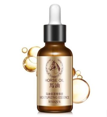 Сыворотка Images Horse Oil с лошадиным маслом для увлажнения и восстановления.(67448)