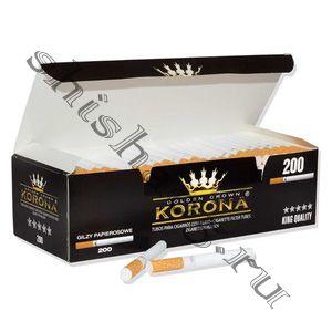 Сигаретные гильзы KORONA (200 шт.)