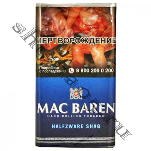Сигаретный табак MAC BAREN - Halfzware Shag (40 гр)
