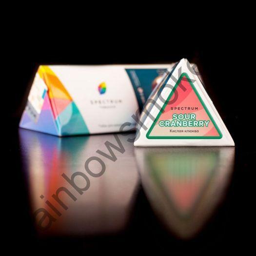 Spectrum 100 гр - Sour Cranberry (Кислая Клюква)