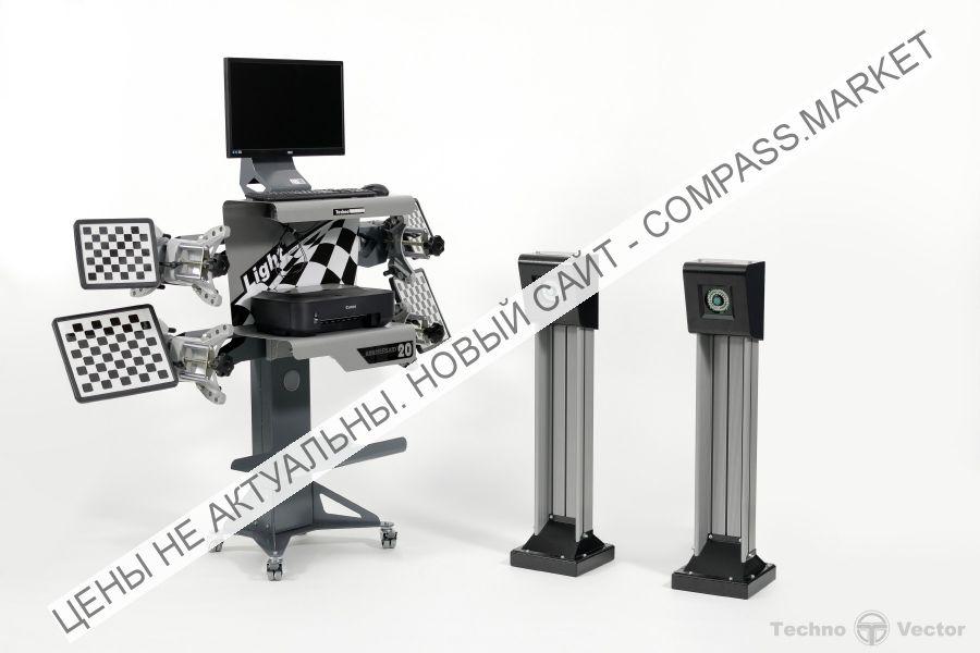 Стенд сход-развал 3D Техновектор 7 7202 M 1 A