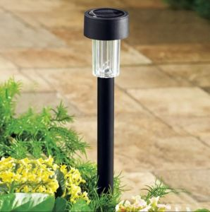 Набор садовых светильников на солнечной батарее, 10 шт(30см)