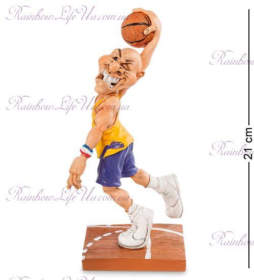 "Фигурка баскетболист в прыжке ""W.Stratford"""