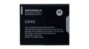 Аккумулятор Motorola XT1607 Moto G4 Play/XT1609 Moto G4 Play/XT1762 Moto E4 (GK40) Оригинал