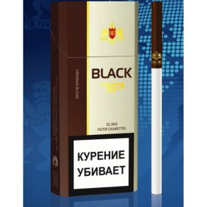 Сигареты  Black Tip Slims 6.2