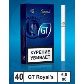 Сигареты GT Royal's
