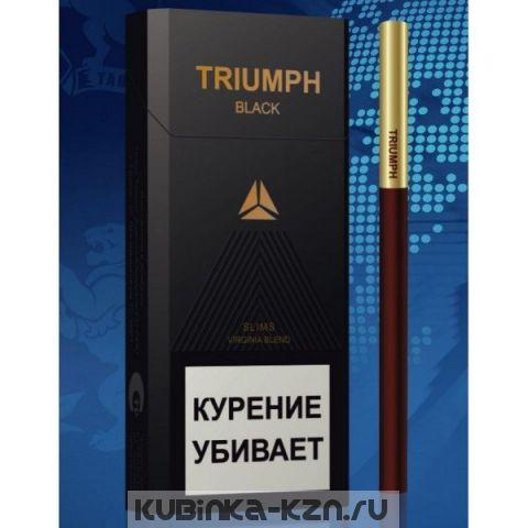 Триумф блэк сигареты купить электронная сигарета 510 коннектор купить