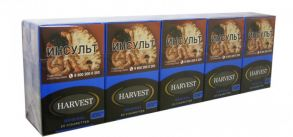 Сигареты Harvest ORIGINAL Box KS (Германия)