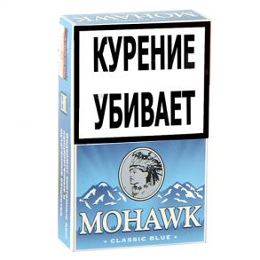 Сигареты Mohawk - Classic Blue