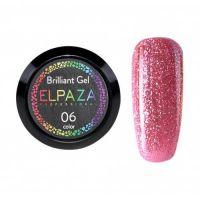 ELPAZA Brilliant Gel гель-краска 6