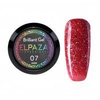 ELPAZA Brilliant Gel гель-краска 7
